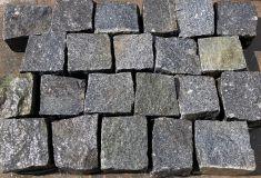 Graniet gekapt kinderkopjes