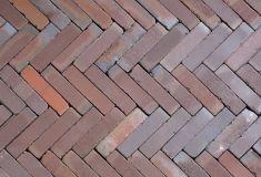 Winton bezand  getrommeld 5x20x6,5 cm.